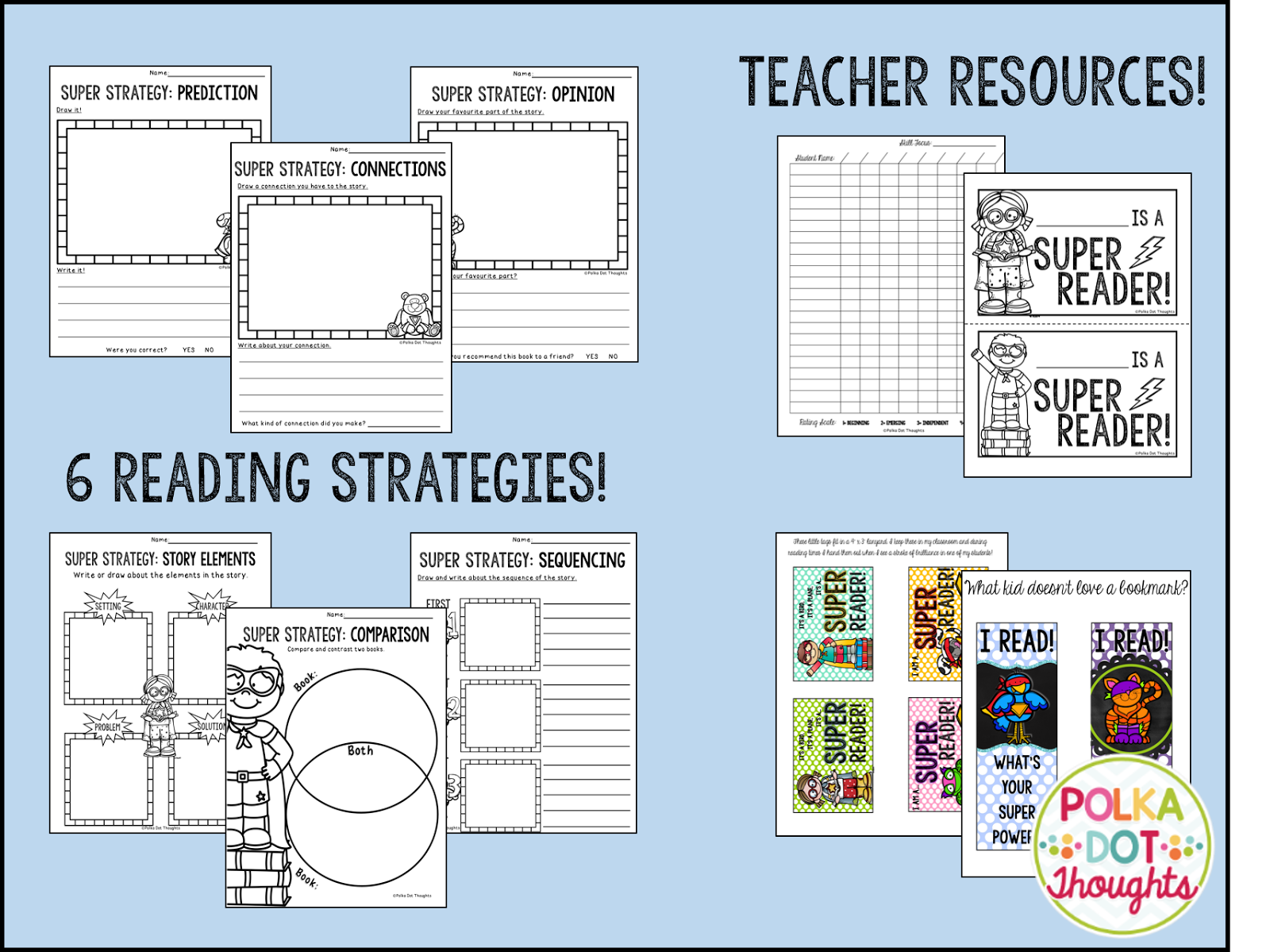 worksheet Iread Practice Worksheets polka dot thoughts i know that worksheets are a dime dozen so wanted to include some great teacher resources as well there is student log for your marks book