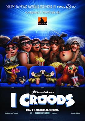 Los Croods: Una aventura prehistórica (2013) Online