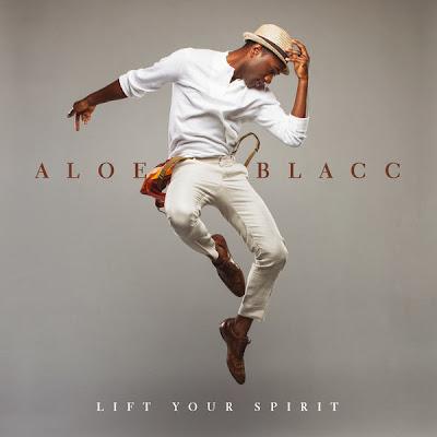 Aloe Blacc – Lift Your Spirit [Album] Cover