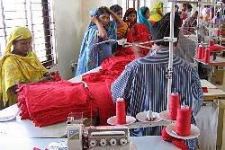 tekstilarbeidere foto