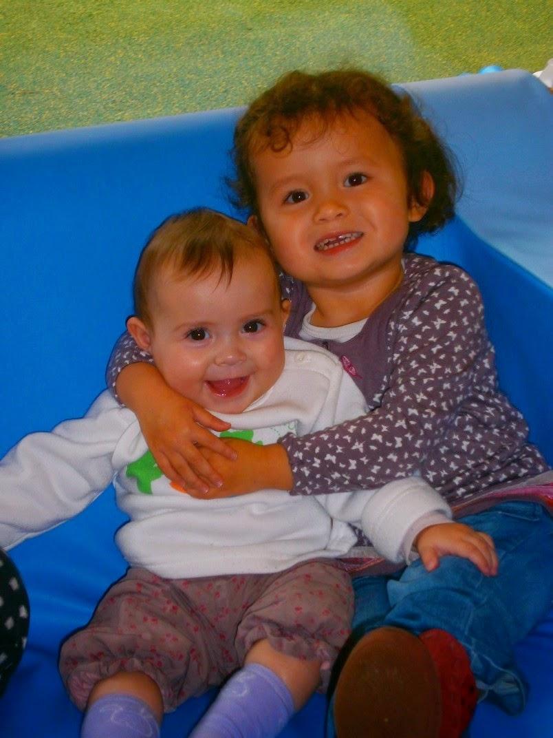 Gabrielle et Eloïse