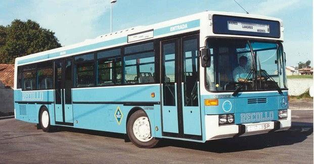 Autobuses de asturias noticia nuevos horarios de las for Camiones usados en asturias