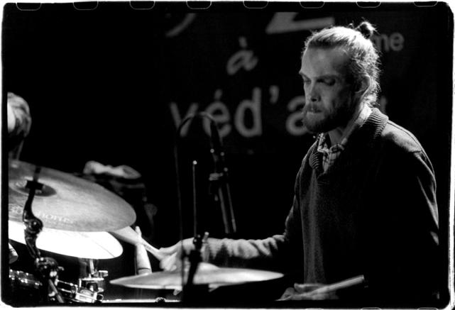 Léo darras (atelier jazz du conservatoire de tourcoing)
