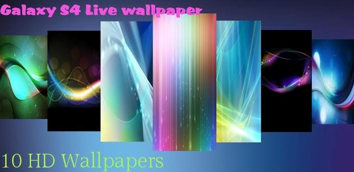 Galaxy S4 Live Wallpaper v1.7 apk download Free Download Wallpaper DaWallpaperz