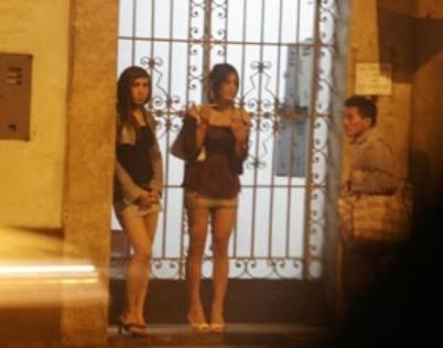 prostitutas en lima gay flaco