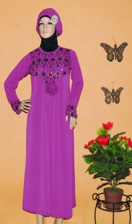 Gamis Maxi Jersey GKM4612