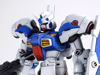 Volks 1/144 Gundam GP04 Prototype Unit 4 Gerbera Resin Cast Kit