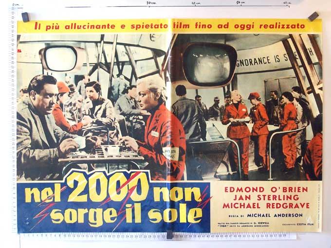 Nel 2000 Non Sorge il Sole 2000 Non Sorge il Sole'
