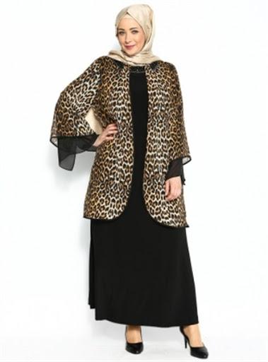 Trend Baju Muslim Untuk Wanita Gemuk atau Hamil Terbaru 2015/2016