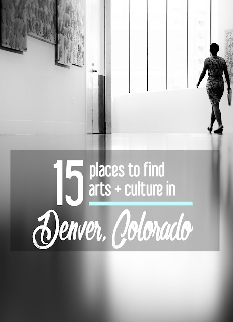 15 Places to Find Arts + Culture in Denver, Colorado | CosmosMariners.com