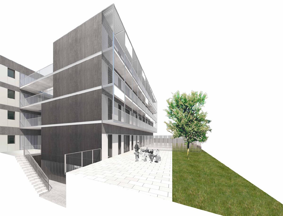 Arquitectura modelo instrucciones para los for Arquitectura materias