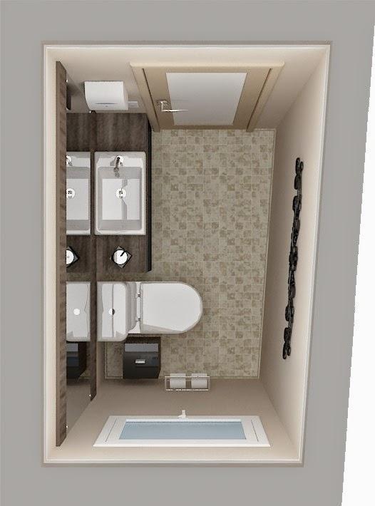 SALÃO DE FESTAS  projeto de interiores  ANA BOUFLEUR  ARQUITETURA -> Decoracao De Banheiro Para Salao De Festa