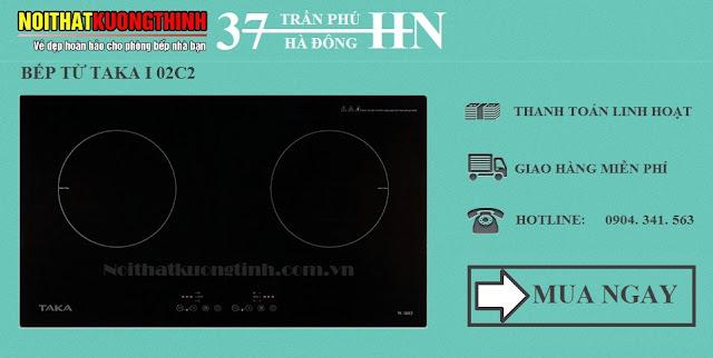 Hình ảnh bếp từ Taka i 02c2