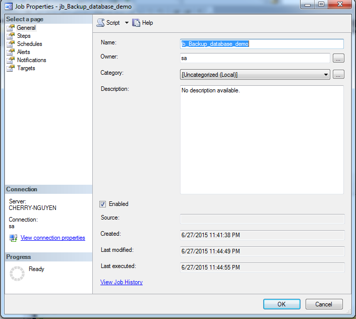 how to create a backup of the database in access