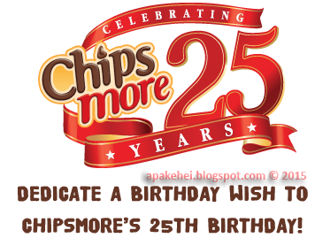 Chipsmore 25th Anniversary