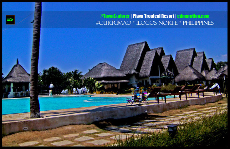 Playa Tropical Resort Hotel | #Currimao * Ilocos Norte * Philippines