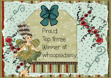 I'm a Proud Top three Winner