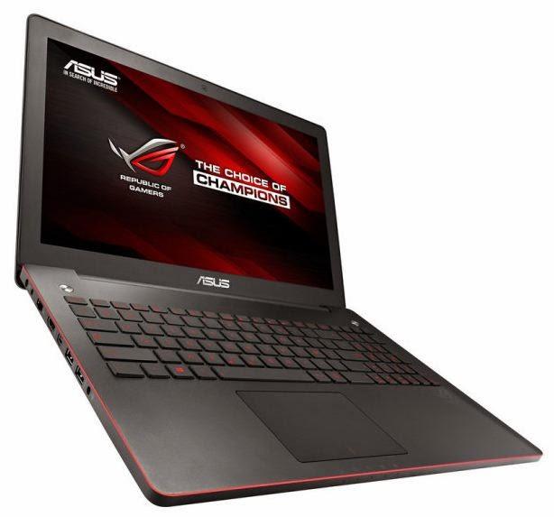 Asus ROG G550JK 15.6-Inch Gaming Laptop