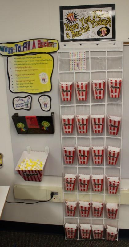 Classroom Reinforcement Ideas ~ Hollywood themed classroom photos and ideas edition