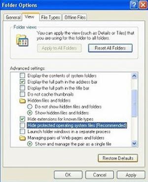 how to delete all viruses