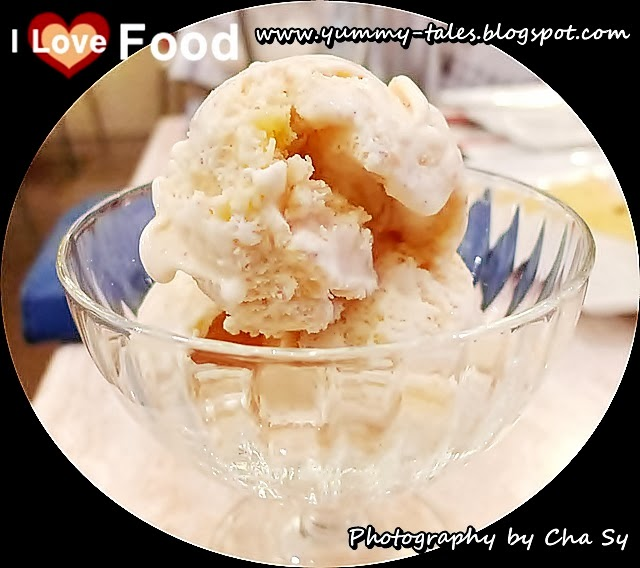 FOG CITY CREAMERY and EMPERADOR DELUXE - Fruit and Nuts De Luxe ice cream