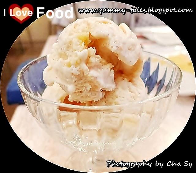 FOG CITY CREAMERY and EMPERADOR DELUXE - Fruit and Nuts De Luxe ice cream