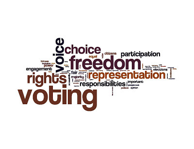 right voting freedom election representation equality