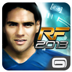 Real Football 2013 Mod Apk 1.6.8-cover