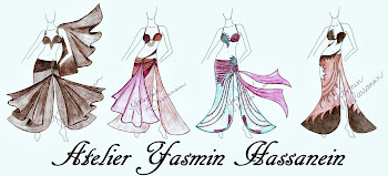 New designs by Yasmin Hassanein