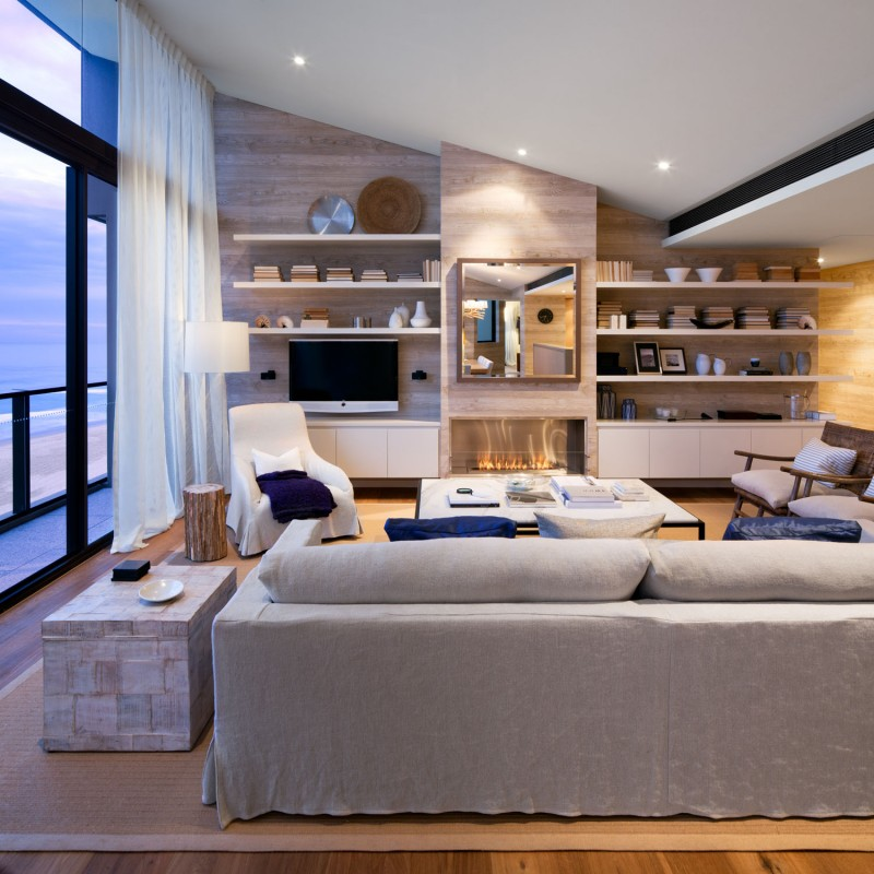 The Debonair Penthouse By A London Interior Designer: World Of Architecture: The Royal Penthouse II By Coco