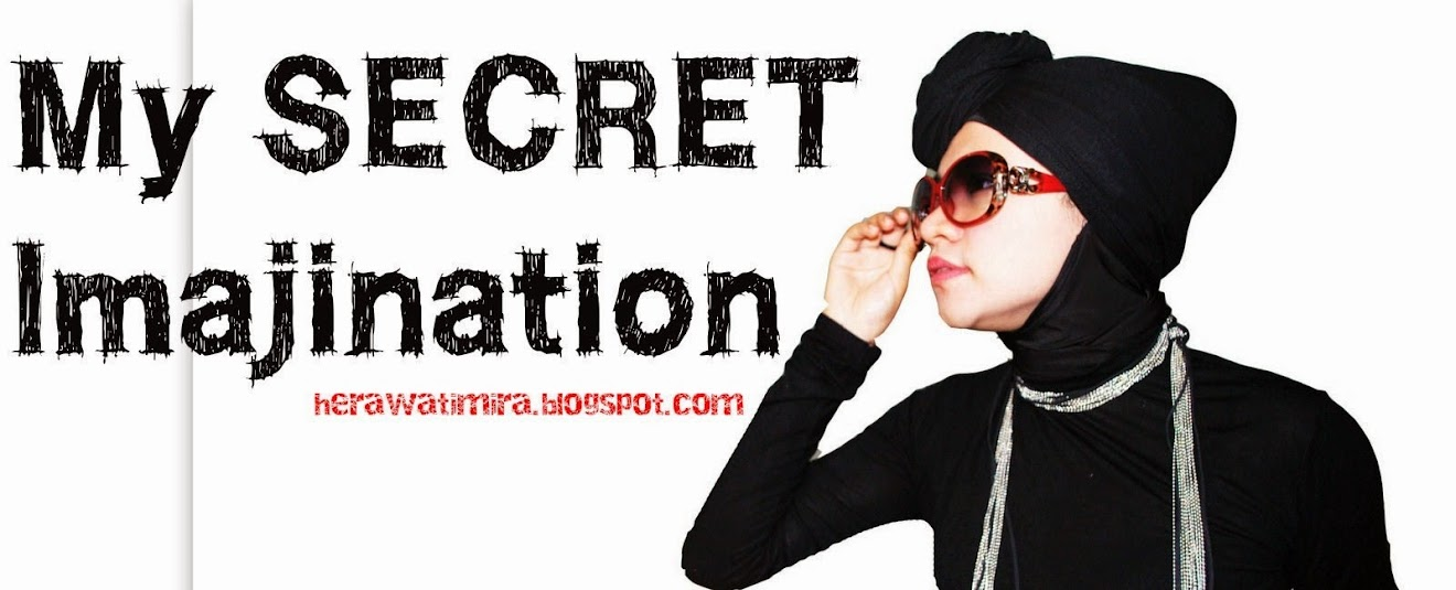 My Secret Imagination