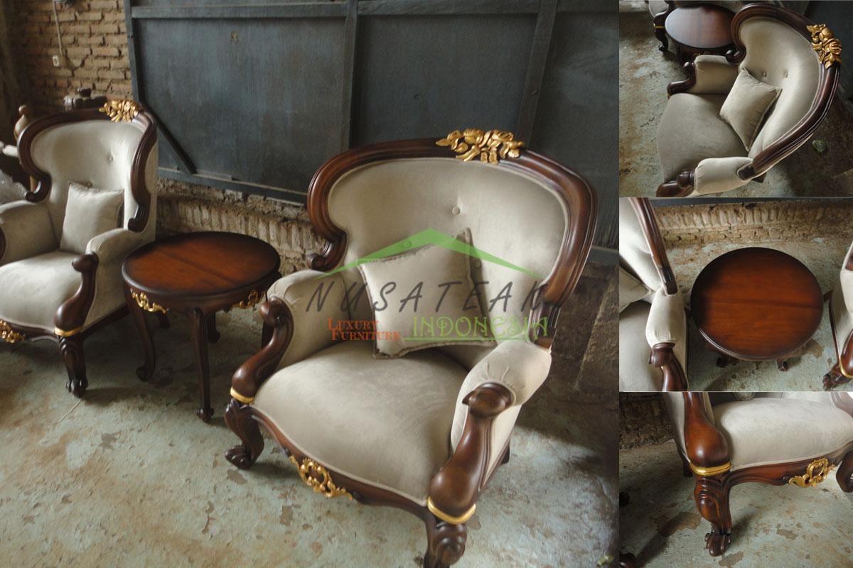 Srikandi Luxury Chair