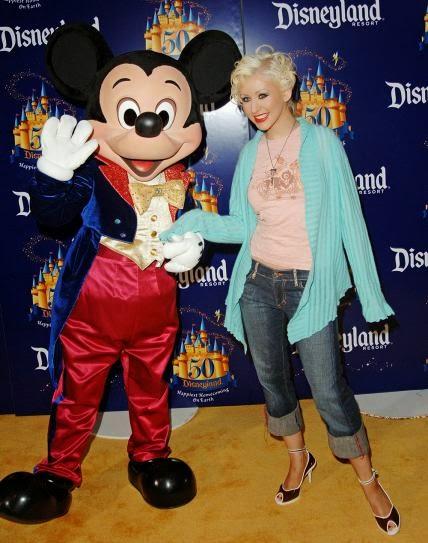 Christina Aguilera - Os 60 anos da Disney Land