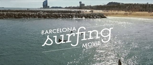 Barcelona Surfing Movie
