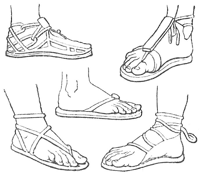 IPAT2013_AlejandroPeñalverMunita Group A3: Clothing in Ancient Rome