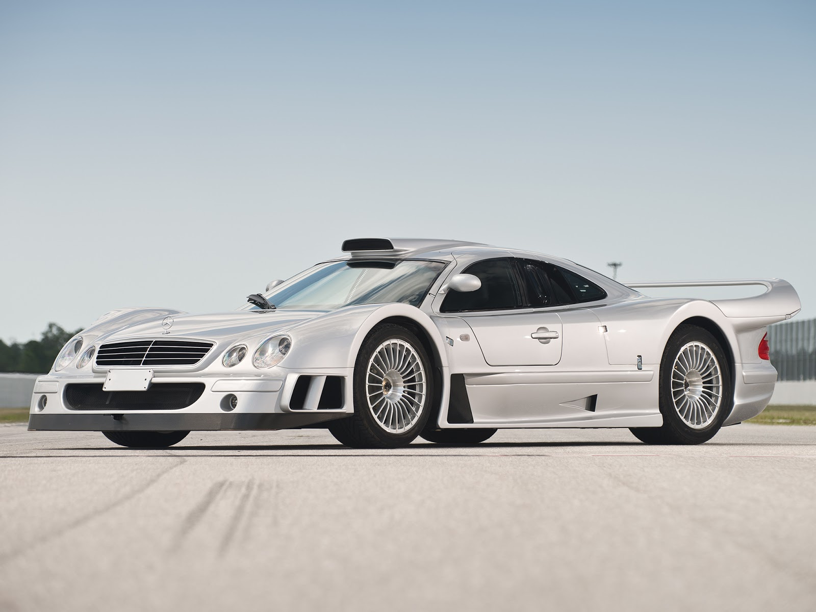 FAB WHEELS DIGEST (F.W.D.): Mercedes-Benz CLK GTR Coupe ...