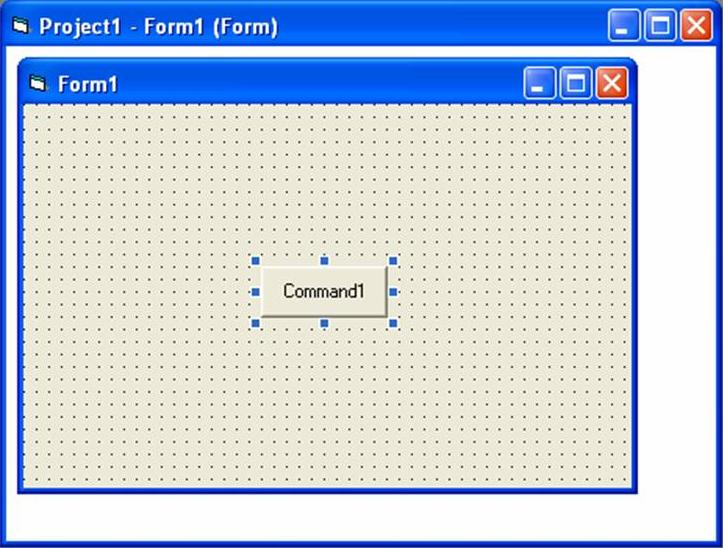 visual basic how to delete a button