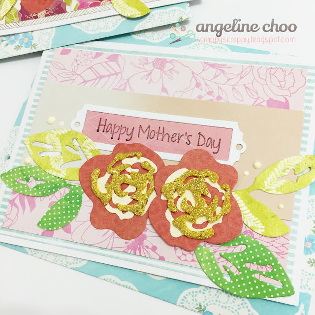 ScrappyScrappy: Happy Mother's Day #scrappyscrappy #card #mothersday