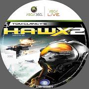 H.A.W.X. 2Label XBox 360