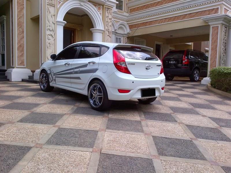 Modifikasi Mobil Hyundai Grand Avega Elegant