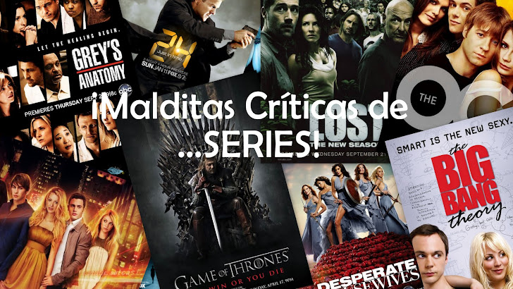 ¡AHORA TAMBIÉN ANALIZAMOS TUS SERIES DE TV FAVORITAS!