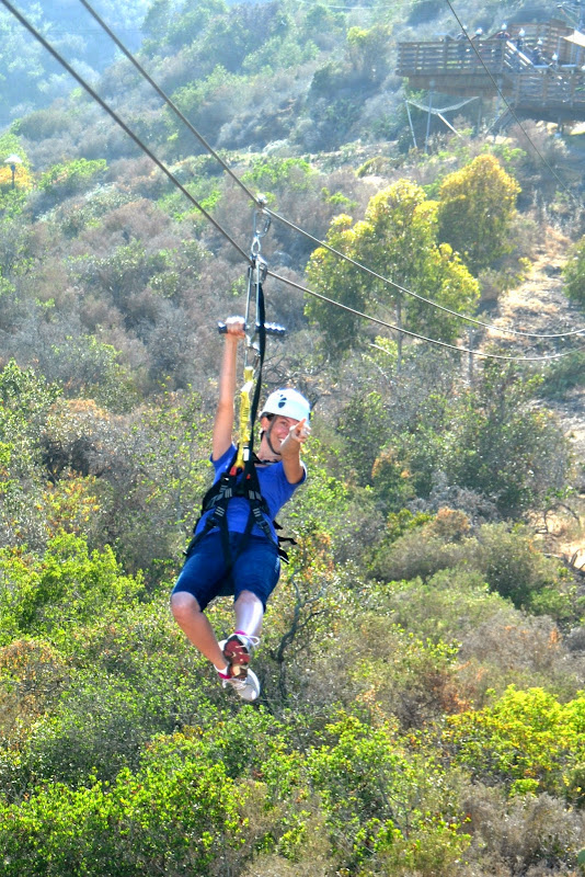 Catalina Island Zip Line Eco Tour