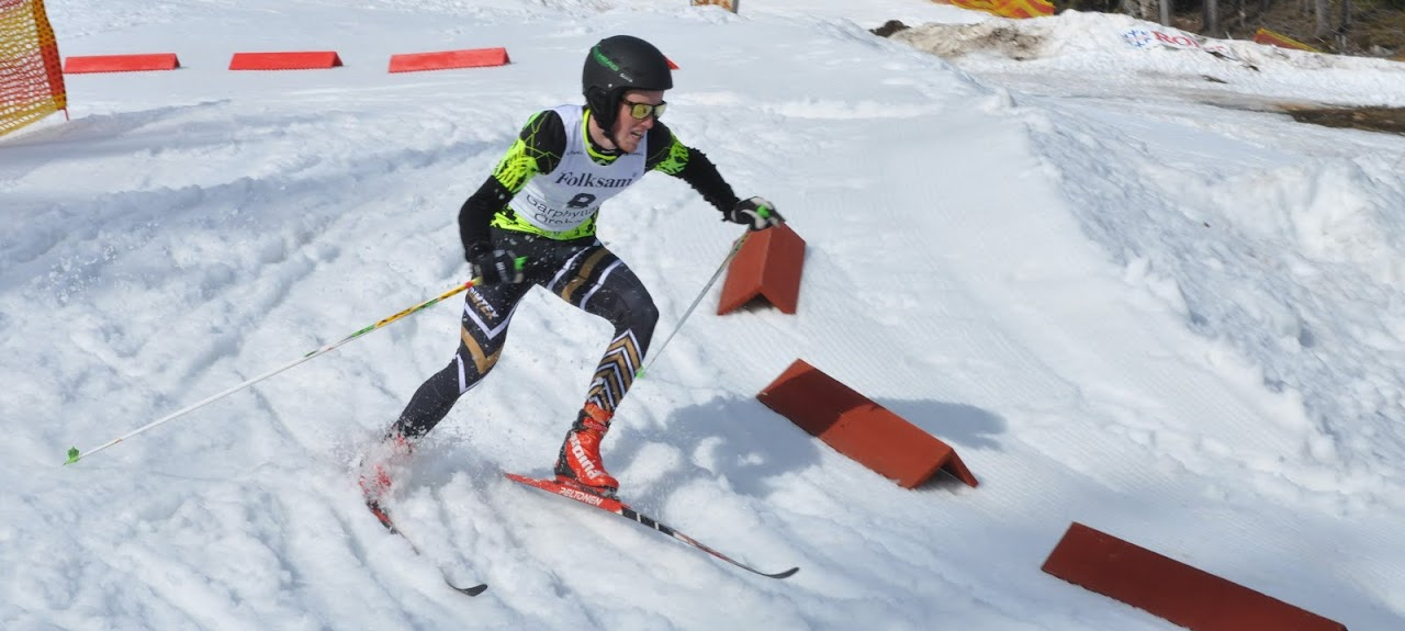 STH Skicross Competition