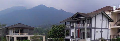 Sewa Villa Lembang Villa Istana Bunga Bandung