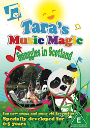 Snuggles in Scotland DVD
