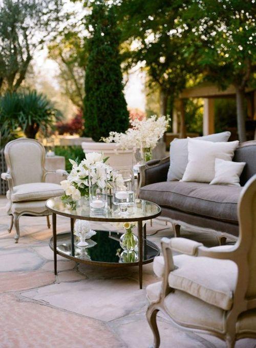 Vignette Design Designing An Outdoor Living Room