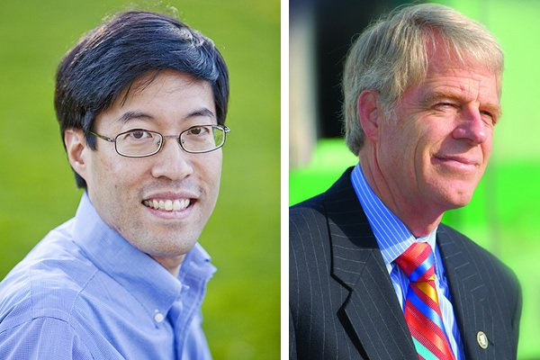 Audio Interviews – Sixth State Senatorial District Candidates Pan and Dickinson Offer Views, Contrasts