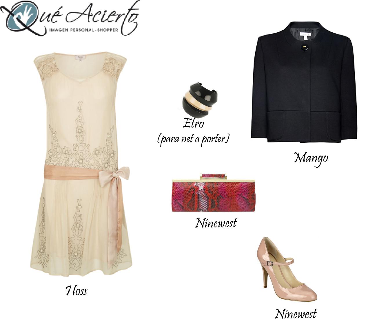 Como ir correctamente vestida a una comunion