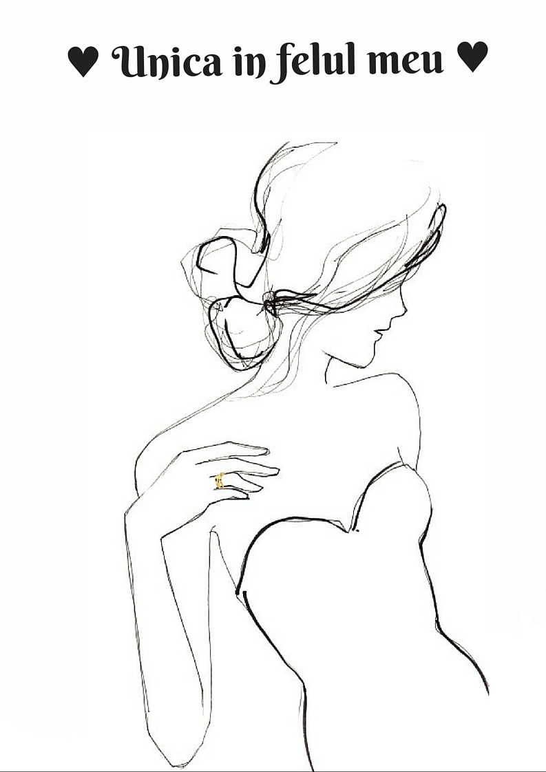 Din seria de povesti  ♥ Unica in felul meu ♥