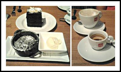La Madia Dessert Collage